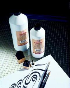 totenart-drawing-ink
