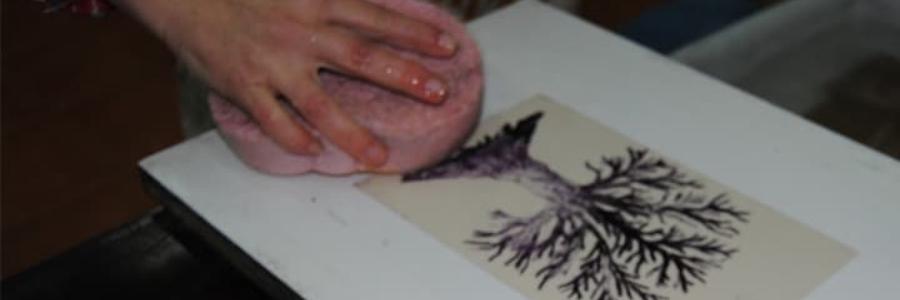 ¿Cómo usar planchas de poliéster en litografía?
