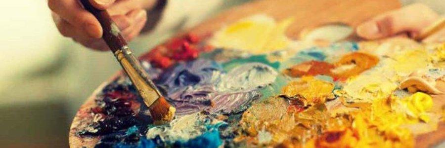 Pinceles Pintura: formas, caracteristicas y usos