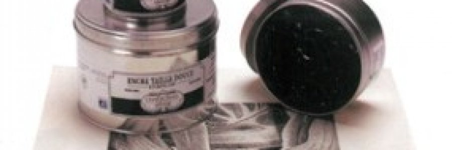 Tinta Grabado negra Charbonnel. Cual elegir?