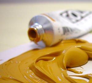 Imagen de pintura acrilica en tubo - Tutoriales de totenart