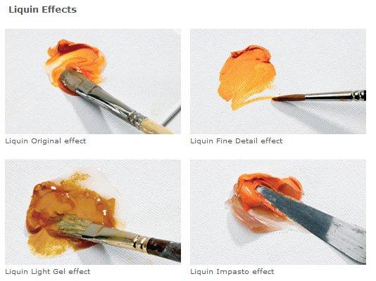 Efectos conseguidos con Liquin - Tutoriales totenart