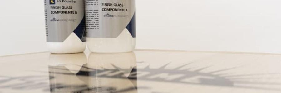 Barniz efecto cristal: Protege tu obra