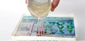 barniz para pintura de vidrio: técnica de acabado en cristal