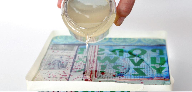 Protege tu obra de arte en 4 pasos: acabado cristal - Tutoriales ...