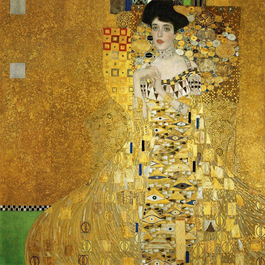 Pan de oro en el arte