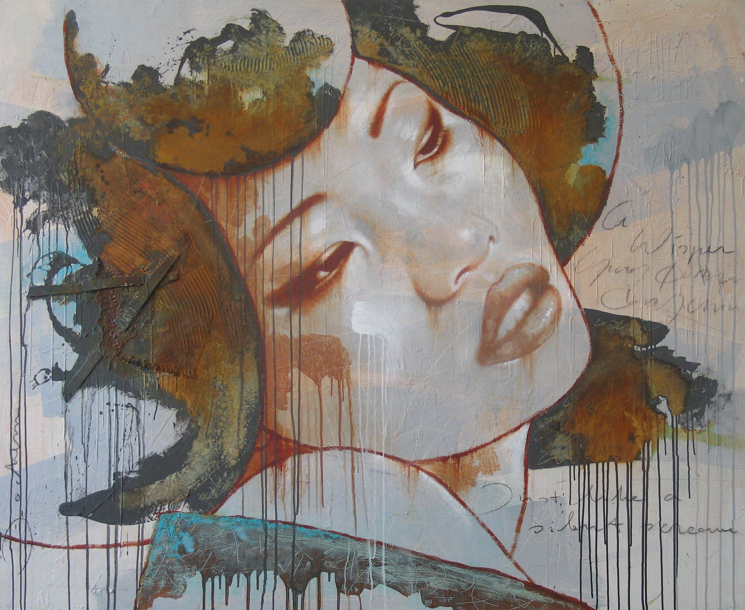 C mo pintar con spray t cnicas y consejos tutoriales for Como pintar un mural en una pared