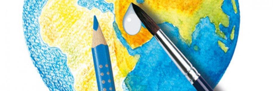 Cómo usar lápices acuarelables