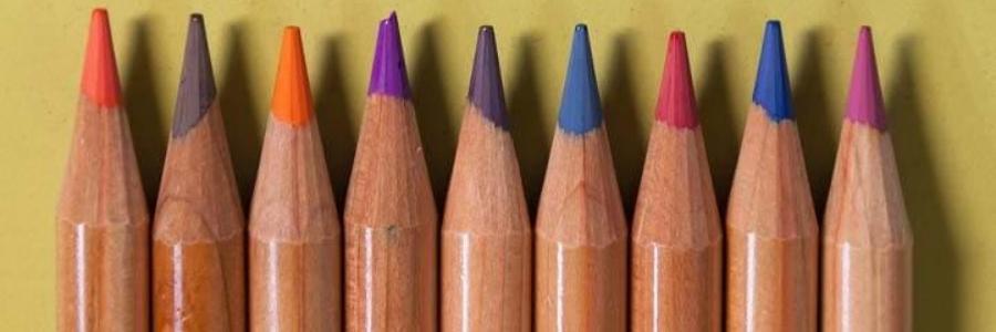 4 consejos para pintar con lápices pastel