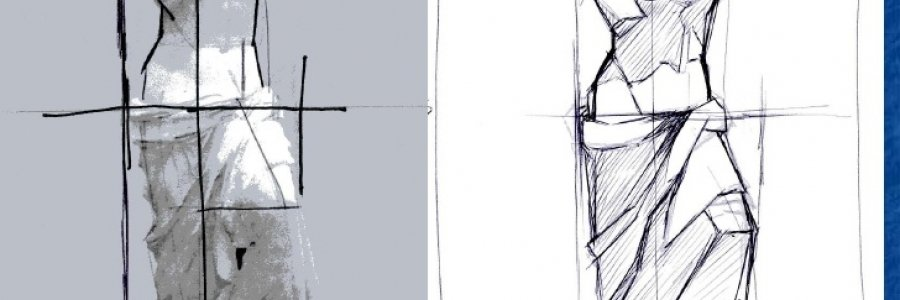 7 consejos para hacer un encaje en dibujo