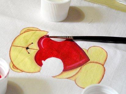 5 consejos para pintar sobre tela tutoriales arte de totenart - Dibujos para pintar en tela ...