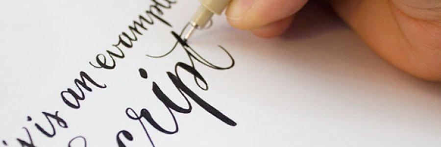 Cómo escoger rotuladores estilo sakura para caligrafía