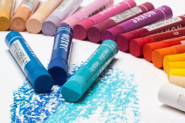 Cómo Usar Pasteles Al óleo En 4 Pasos Tutoriales Arte De Totenart