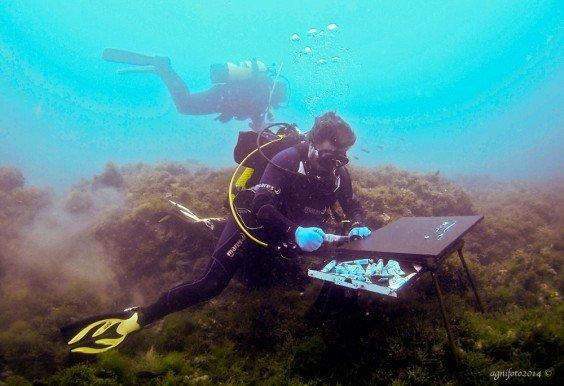 Alfonso-Cruz-pintura-subacuática-tutoriales-totenart