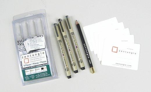 zentangle-tutorial-totenart-set-micron