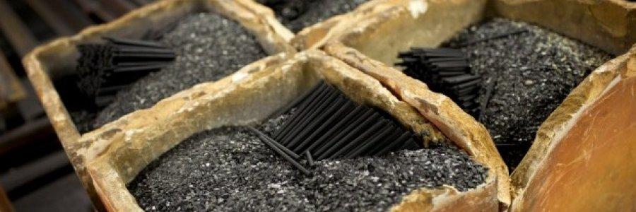 Cómo trabajar con minas de plomo