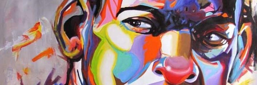 Cómo pintar Pop Art con Acrílico