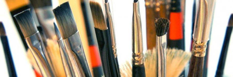 ¿Cómo elegir pincel? Tipos de pelo de pincel