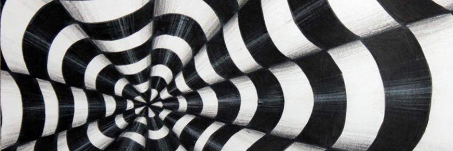 Como crear ilusiones de Op-Art