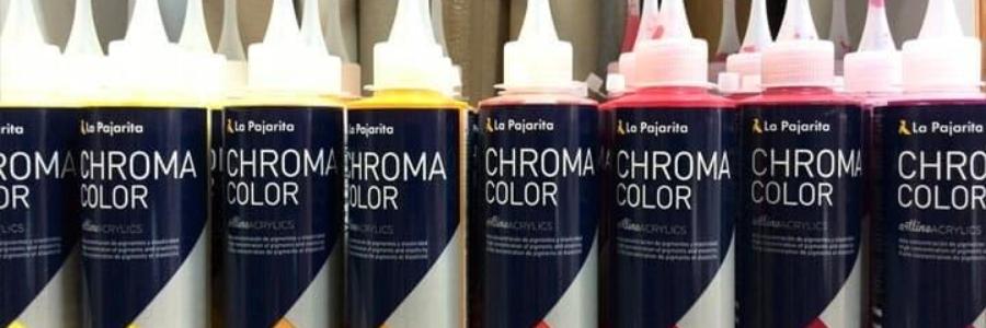 La Pajarita Chroma Color, características