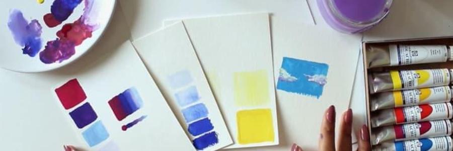 5 Consejos para pintar con Gouache