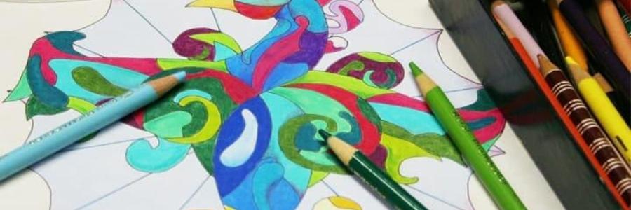 ¿Cómo mezclar lápices Polychromos?