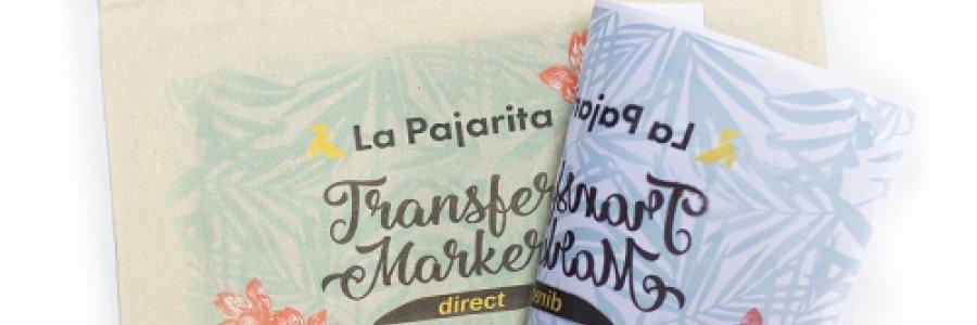 Hacer transferencias con un rotulador es posible con Transfer Marker