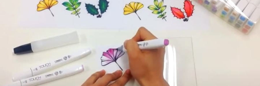Touch Twin Marker Shinhan: Características y usos
