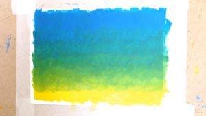 totenart-degradado-oleo-pintandoconmarta