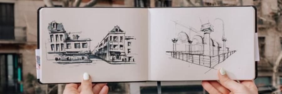 Urban Sketchers: Materiales para salir a dibujar