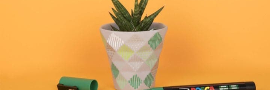 Pintura cerámica en 3 sencillos pasos