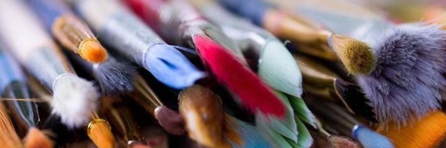 Cómo limpiar tus pinceles sin errores