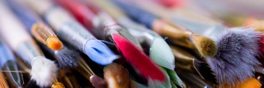Cómo limpiar los pinceles sin errores