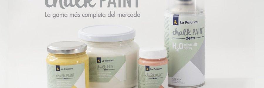 3 Formas de usar tu Pintura Chalk Paint