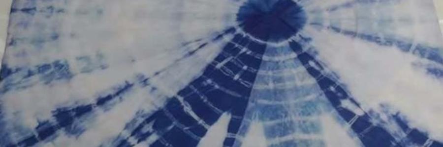 Shibori: Cómo teñir ropa paso a paso