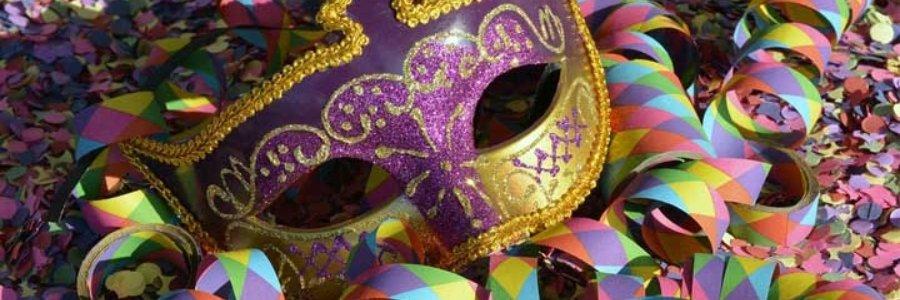 Cómo fabricar mascaras de carnaval