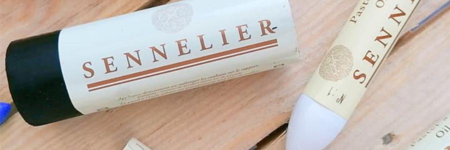 Pastel al óleo Sennelier: ¿Qué es y cómo se utiliza?